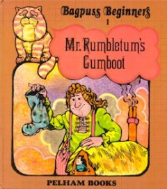 Mr.Rumbletum's Gumboot