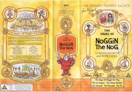 All the sagas of Noggin the Nog that were ever made:
